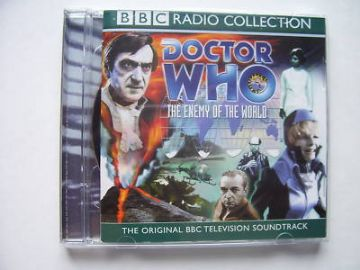 Doctor Who The Enemy of the World  CD Audio Soundtrack
